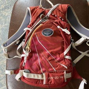 Opsrey backpack